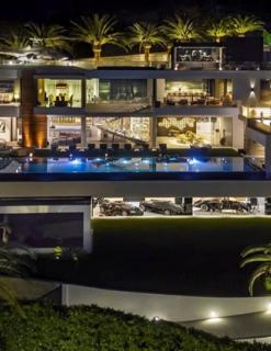خانه مسکونی لاکچری در لوس آنجلس به قیمت 250 میلیون دلار